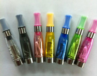 Non-Replaceable ce4 - eGo CE4 Cartomizer Atomizer Clearomizer for ecig ego c t w w e cigarette AAAA quality vs CE3 CBD CE4 CE5 CE6