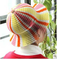 Wholesale Magic paper hat handmade paper hat beach cap vase paper hat magic travel hat
