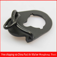 aeg accessories - Hot Brand New Building fire ambidextrous sling attachment point plate mount M4 AEG Airsoft Accessories
