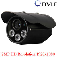Wholesale Outdoor Megapixel HD Resolution Array IR Onvif CCTV Network IP Camera