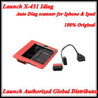 Wholesale Launch X Auto Diag iDiag diagnostic Tool Scan Tool Bluetooth for iPad iPhone with Best Price