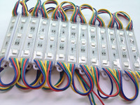 Wholesale Factory RGB led module Waterproof SMD led modules backlight for channel letters good quality fast shipping