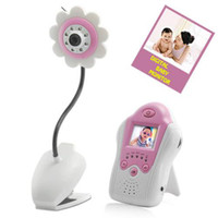 Wholesale 1 inch wireless baby monitor GHz digital Video camera S312