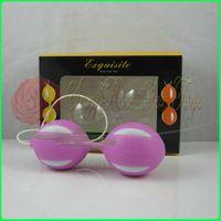 Wholesale Smart bead ball love ball Sex toys for women Kegel Exercise Virgin trainer