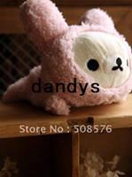 Wholesale New kawaii SAN X Rilakkuma rabbit plush pencil bag pouch FreeShipping