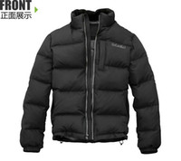 Wholesale New Brand Fashion Men s Brief Clothings Winter Down Jacket Chill Proof Coat Warm Stand Collar Outwear