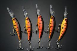 Wholesale FISHING LURES CRANKBAIT HOOKS 7.8g 10cm E-