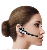 Wholesale Ear Apple Lenovo HTC Samsung phones Universal BH29 Bluetooth stereo headphones genuine