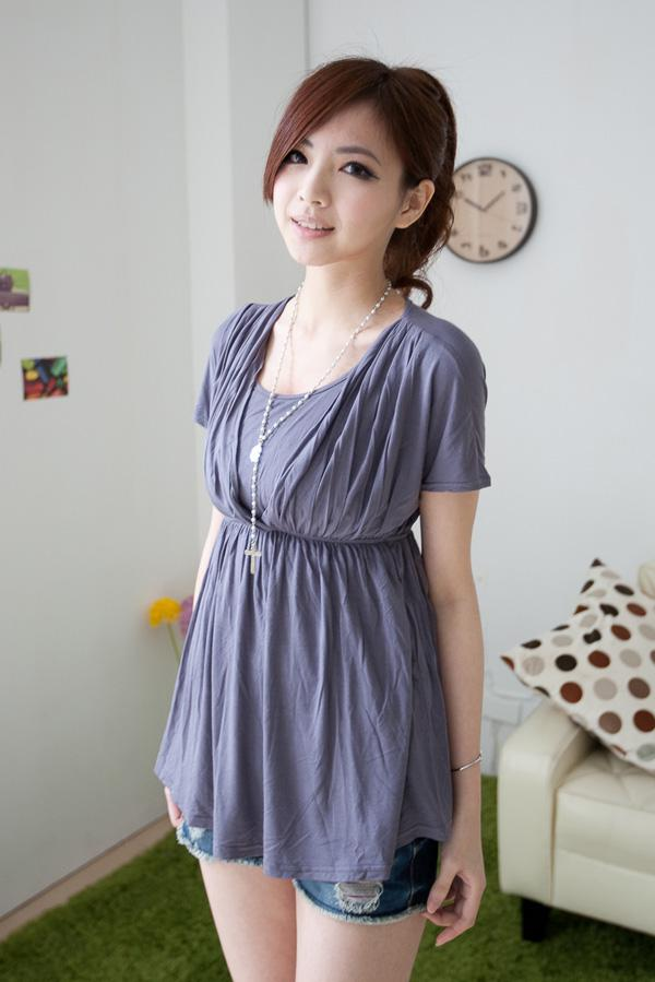 Hidden Pajamas top and bottom sets with suckling mouth! Pajamas Women's long sleeve maternity clothes maternity maternity room wear fall 05P11Apr15