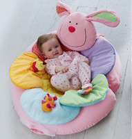 Wholesale Baby Play Mat Play Nest ELC Blossom Farm Sit Me Up Cosy Baby Seat Baby Soft Sofa PINK