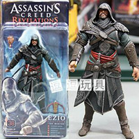 Wholesale NECA Ezio Assassin s Creed Altair Player Action Figure Toy Limited Edition quot MVFG039