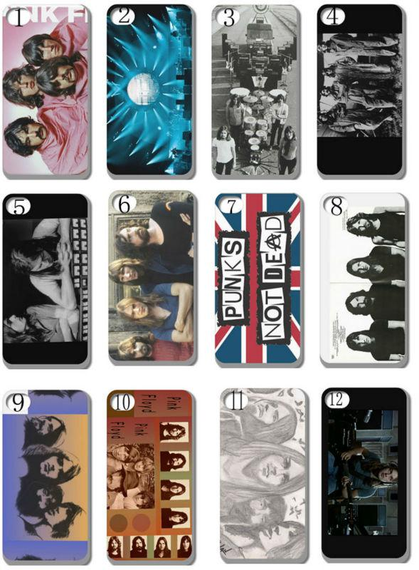 Wholesale Pink Floyd Band Hard White Case Cover for Iphone ... - photo#13