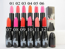 Wholesale Top Quality Lipstick New Makeup Marilyn Monroe Lip stick different colors
