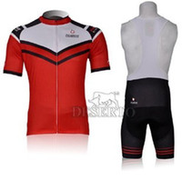 Wholesale New Nalini male cycling jersey of shorts red bike wear cycle clothing with bib pants