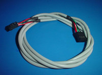 Wholesale USB2 cable assembly wire harness terminal and housing connector pin pitch2 for dupont we can make it according to your requirements