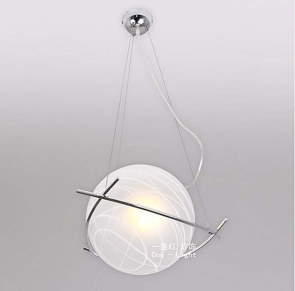 Modern Contemporary Glass Ball Ceiling Light Pendant Lamp Lighting Design Ideas