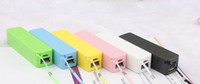 Wholesale New arrival Perfume External Power Bank Portable Battery Charger Source mAh For Iphone Ipad Sumsang Mobile Cell phone