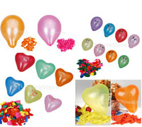 Wholesale 98 set Latex Balloons Birthday Wedding Party Decoration