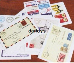 Wholesale Europe style Set stamp diary Sticker deco Index Label Multifunction Sign post Fashion Gift FreeShipping