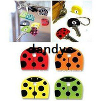 Wholesale set sets ADYBUG Design Key Cap Silicone Rubber Key Cover nice gift
