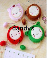 Wholesale Cartoon Tape measure Plush Tape measure Sofe Tape Measure color cm