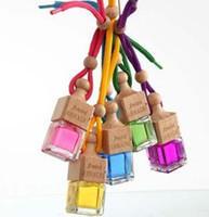 Wholesale Lots200 hanging Auto Car Air Freshener Clip Style Perfume Fragrance g durable use colors