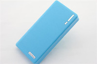 Emergency Chargers   Power Bank charger for Samusng for HTC for mobile phone20,000 Power Bank High Capacity External back up battery charger Free shipping 2pcs
