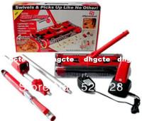 venda por atacado electric mop-Frete grátis a mais recente sem fio pincelar elétrica vassoura rotativa de alta qualidade mop elétrico F105