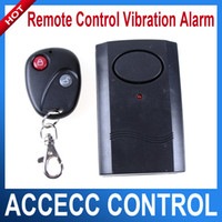 Wholesale Remote Control Vibration Alarm Easy To Install Remote control