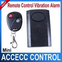 Wholesale Wireless Remote Control Vibration Alarm DoorWindown Motorcycle Bike Scooter Alarm System