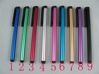 Wholesale Stylus Touch Pen for iPhone G G iPod Touch SuperDeal Free DHL Fedex