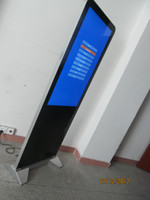 Wholesale inch TFT LCD kiosk Digital Signage Player Android system IR Touch Screen Free Standing Kiosk