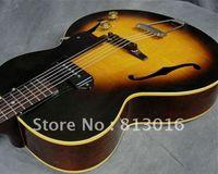 archtop guitar - NEW ES Archtop Guitar Sunburst ES125 Electric Guitar