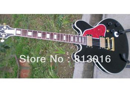 Wholesale hot selling BB King Lucille Electric Guitar with hardcase Ebony fingerboard Electric Guitar