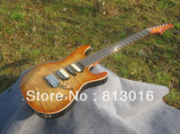 Solid Body beer pro - Suhr Whole sale Suhr Pro S4 Root Beer Stain Electric Guitar thin brown tansaprent finished