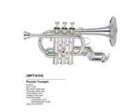 Wholesale JBPT Piccolo Trumpet JINBAO