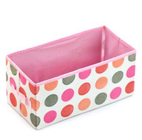 Wholesale Circle CD storage box random color