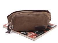 Wholesale Cheap Men Handbags Fashion Waist Bag Shoulder Bag Canvas colors BM03