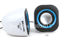 Wholesale MINI speaker for PC laptop MP3 Portable speakers LD60