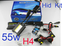 Wholesale Top Quality Cheap Price W HID Xenon Conversion kit H1 H3 H4 H7 H8 H9 H11 H13 for Car Headlight