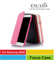 For Samsung For Christmas For Samsung Galaxy Mega 6.3 I9200 Original Kalaideng Enland Thin PU Leather Flip Case Cover For Samsung Galaxy Mega 6.3 I9200 With Retail Package 30pcs l Wholesale