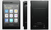 guinness - Modu T ModuT Guinness Book of Records the world s smallest mobile phone pocket mini MP3 phone to send W photographic vest