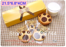 Wholesale Cup cake cookie biscuit paper boxes and packaging for wedding festival party