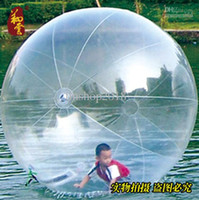 TIZIP ball - New Inflatable Water walking Zorb PVC Ball M Germany Tizip zipper Free ELECTRIC BLOWER
