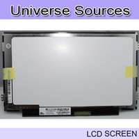 Wholesale 10 quot LCD SCREEN FIT N101L6 L0D N101LGE L41 N101L6 L06 Slim LED Display WSVGA NEW