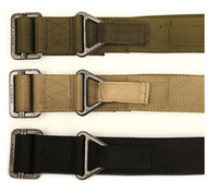 Wholesale waistband Belt BlackHawk Rescue Riggers Tactical Rappelling Downhill Canvas waistband Belt