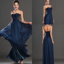 Wholesale 2013 New Formal Party Gown Chiffon Evening Dresses Crsytals Beading Floor Length Custom Made