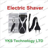 Wholesale LLFA615 NEW Rechargeable Electric Shaver Double Edge Men Razor V EU Plug