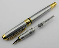 Wholesale Fountain Pen JINHAO Carbon type Nib KGP Siver amp Golden