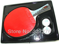 Wholesale Double Fish Stars A C Ping Pong Long Paddle Table Tennis Offensive Racket